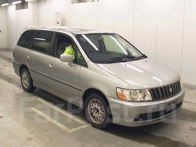 Nissan Bassara. JTNU30, QR25DE