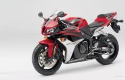 Honda CBR 600RR. 600 куб. см., исправен, без птс, без пробега