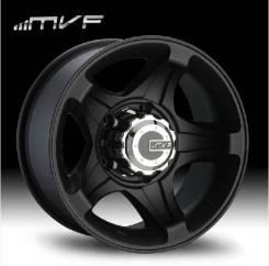 MVF. 8.0x16, 6x139.70, 5x150.00, ET0, ЦО 110,5мм. Под заказ