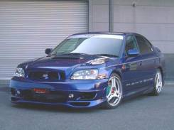 Обвес кузова аэродинамический. Subaru Legacy B4, BE9, BE5, BEE