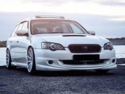 Обвес кузова аэродинамический. Subaru Legacy, BP, BL. Под заказ