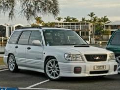 Накладка декоративная. Subaru Forester, SF5, SF6, SF9. Под заказ