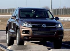 Volkswagen Touareg. 7LA