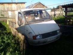 ГАЗ 3302. Продается грузокик Газель 3302, 2 500куб. см., 1 500кг., 4x2
