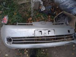 Бампер. Nissan