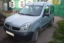 Renault Kangoo. механика, передний, 1.4, бензин, 205 000 тыс. км