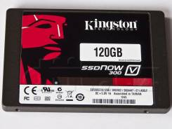 SSD 2,5 дюйма. 120 Гб, интерфейс SATA3