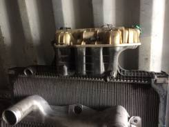 Радиатор охлаждения двигателя. MAN TGA MAN TGX