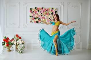 Восточные танцы (танец живота) для девушек 13-17 лет!