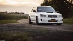 Бампер. Subaru Forester, SG