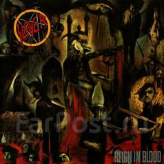 Slayer. Reign In Blood (CD/фирм)