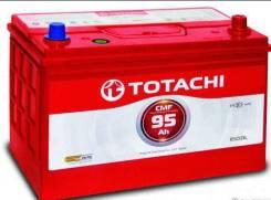 Totachi. 90 А.ч., правое крепление, производство Япония