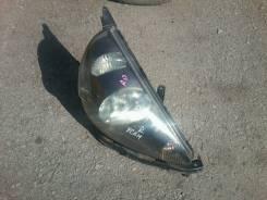 Фара. Honda Fit, GD1 Двигатель L13A