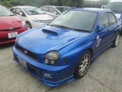 Subaru impreza wrx sti GDB 2001 на разбор