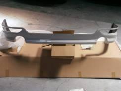 Накладка на бампер. Subaru Forester, SH5, SH9, SH