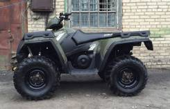 Polaris Sportsman 800. исправен, есть птс, без пробега