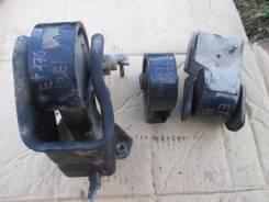 Подушка двигателя. Toyota Carina, ET176 Двигатель 3E