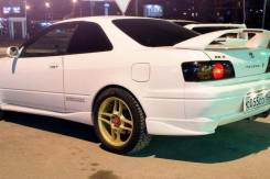 Накладка на бампер. Toyota Corolla Levin, AE110, AE111 Toyota Sprinter Trueno, AE110, AE111. Под заказ