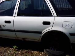 Дверь багажника. Toyota Corona, ET176 Toyota Corona Wagon