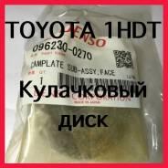 Кулачковый диск. Toyota Coaster, HDB31, HDB20, HDB30 Toyota Land Cruiser, HDJ81, HDJ81V, HDJ80 Двигатель 1HDT