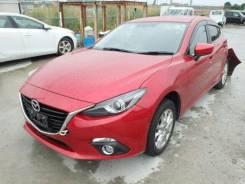 Mazda Axela. BYEFP, PEMG