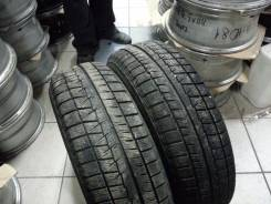 Bridgestone Blizzak Revo GZ. Зимние, без шипов, 2010 год, 10%, 2 шт