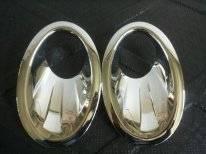 Накладка на фару. Nissan Qashqai, J10, J10E