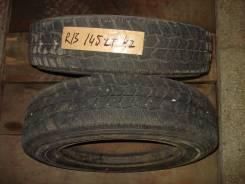 Dunlop Graspic HS-V. Зимние, 2010 год, износ: 5%, 2 шт