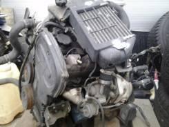 Двигатель. Mitsubishi Pajero Mini, H51A Двигатель 4A30