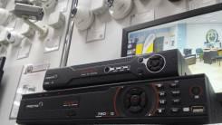 AHD видеорегистратор PTX-AHD404 системы видеонаблюдения 4 IP + 4 AHD