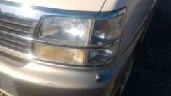 Фара. Nissan Ambulance, FLGE50, ALE50, FPWGE50, FLWGE50, FPGE50, ALWE50 Nissan Elgrand, APE50, AVE50, ALWE50, ATWE50, ATE50, AVWE50, ALE50, APWE50 Дви...