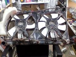 Радиатор охлаждения двигателя. Subaru Forester, SF5 Двигатель EJ20