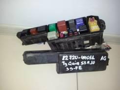Блок предохранителей. Toyota Ipsum, SXM10, SXM15 Toyota Gaia, SXM10, SXM15 Toyota Picnic, SXM10 Двигатель 3SFE