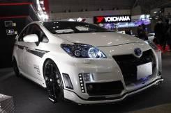 Обвес кузова аэродинамический. Toyota Prius SsangYong Kyron. Под заказ