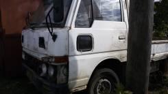 Nissan Atlas. Двигатель TD27