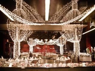 Новогоднее-декоративное освещение фасадов, витрин, витражей!