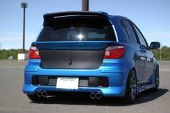 Обвес кузова аэродинамический. Toyota Vitz, NCP131, SCP10, SCP13, NCP10, NCP13, NCP15