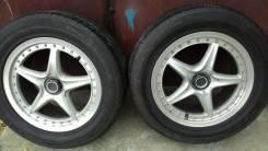 Хорошие диски Bridgestone VT-R 16'' 5*114.3 4шт. 7.0x16, 5x114.30, ET30, ЦО 72,0мм.