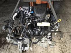 Автоматическая коробка переключения передач. Toyota Passo, KGC10
