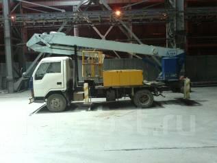 Tadano AT-185CG. Продам автовышку 20м(7й-этаж) + симка в бизнесе 7лет, 3 000 куб. см., 20 м.