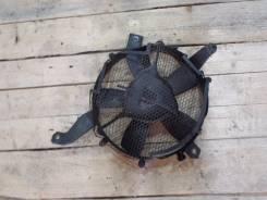 Вентилятор радиатора кондиционера. Mitsubishi Pajero, V25W Двигатель 6G74