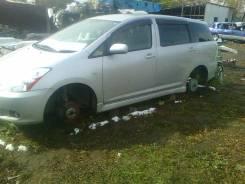 Toyota Wish. 1ZZ