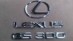 Эмблема. Lexus: IS350, IS250, RX300/330/350, ES350, IS300h, IS250 / 220D, RX350, IS250 / 350, IS350C, RX330 / 350, RC350, IS250C