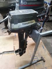 Tohatsu. 8,00л.с., 2х тактный, бензин, нога L (508 мм), Год: 2001 год
