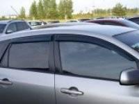 Ветровик на дверь. Mazda Mazda3