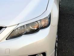 Накладка на фару. Toyota Mark X, GRX130