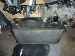 Радиатор охлаждения двигателя. Toyota Mark II, GX110