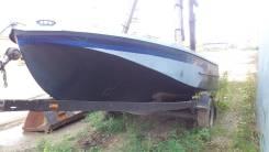 Амур. Год: 1975 год, длина 5,50м., двигатель стационарный, 80,00л.с., бензин