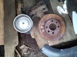 Вентилятор охлаждения радиатора. ЗАЗ Шанс ЗАЗ Ланос