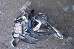 Механизм стояночного тормоза. Toyota Allion, ZZT240